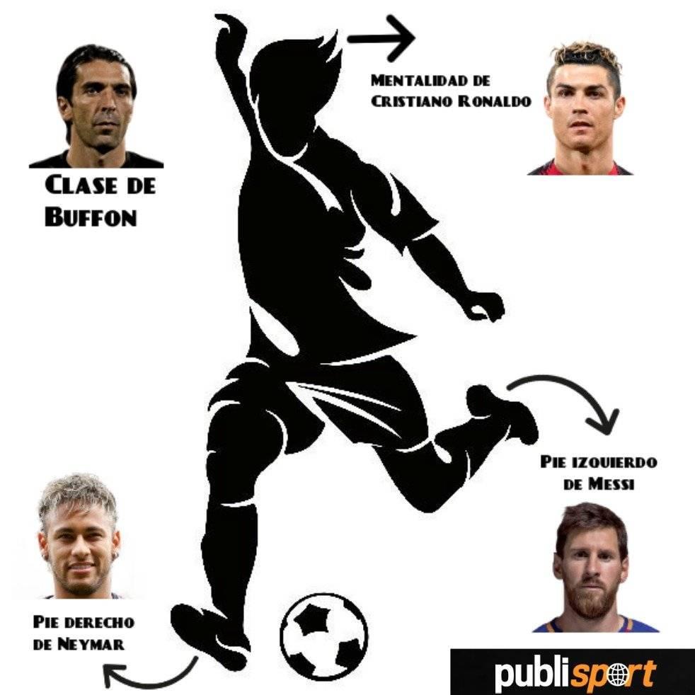 Futbolista Kylian Mbappé