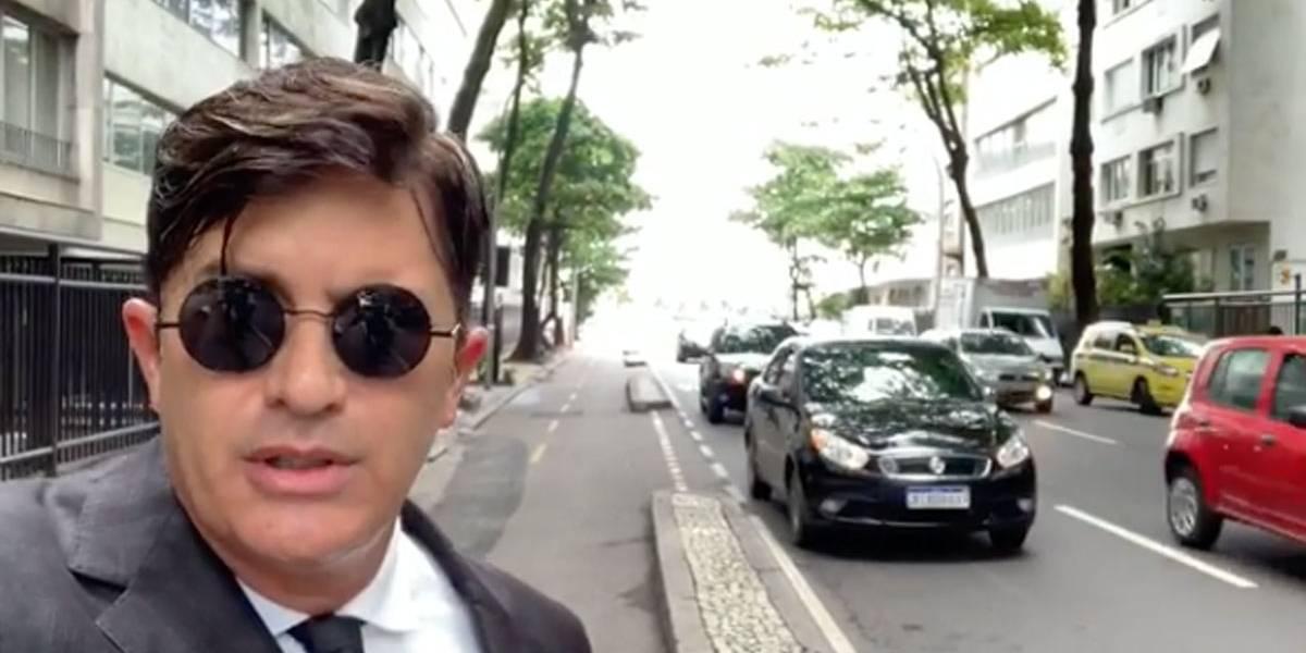 Dr. Rey se oferece para ser ministro da Saúde, mas não é recebido por Bolsonaro