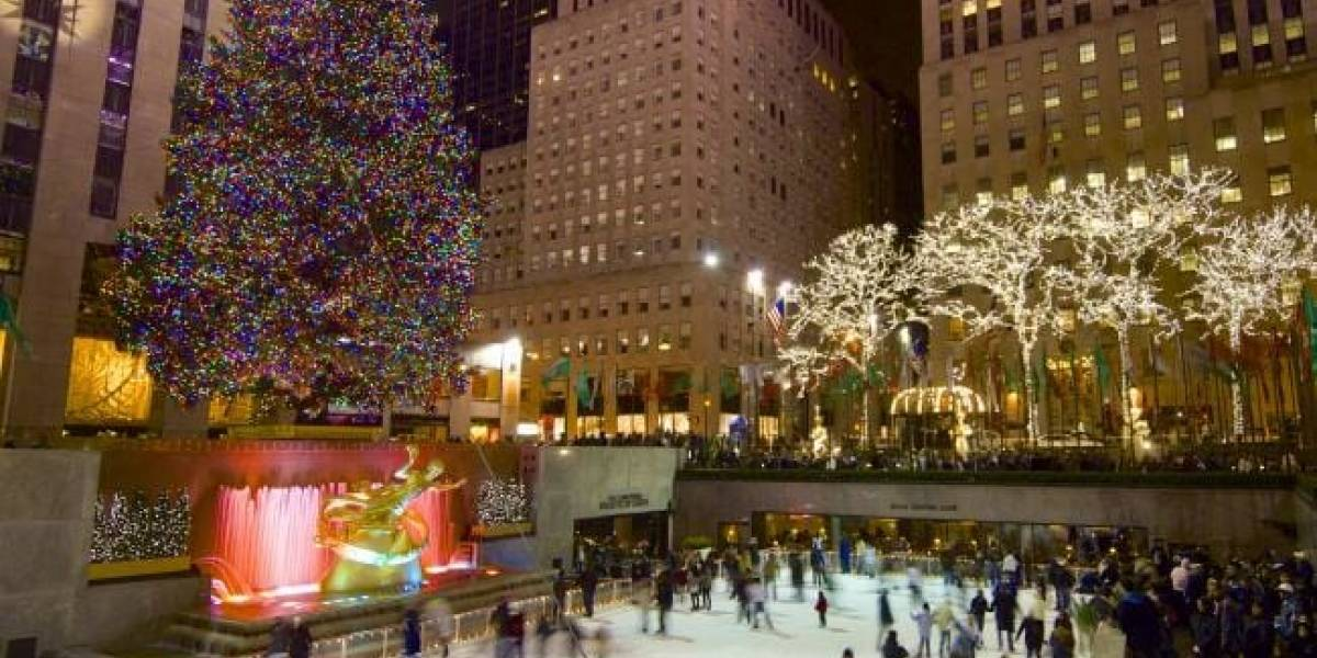 """Dónde disfrutar de una """"blanca Navidad"""""""