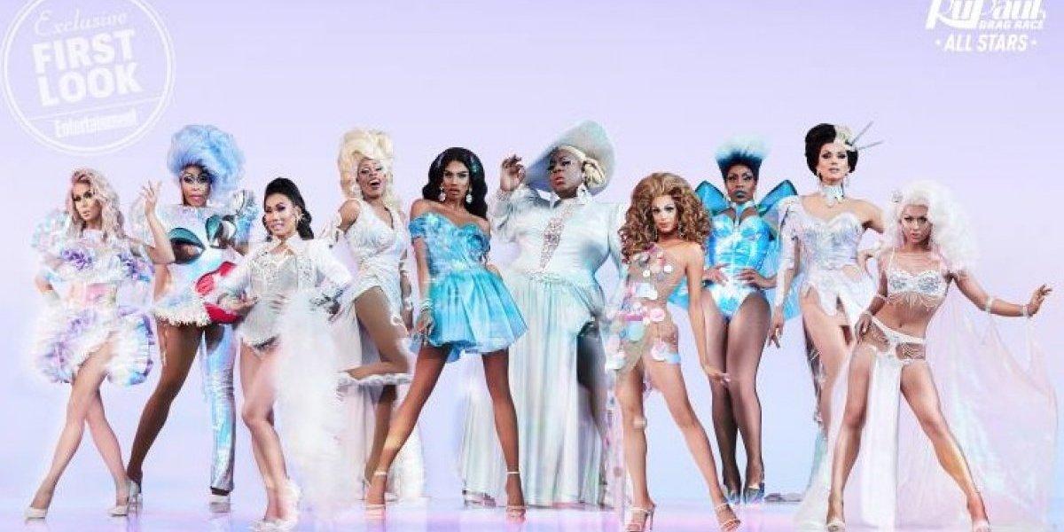Presentan participantes de RuPaul's Drag Race All Stars 4