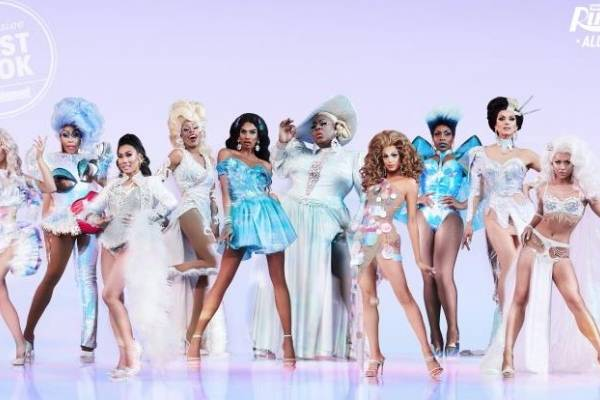 Cast de All Stars 4 Drag Race