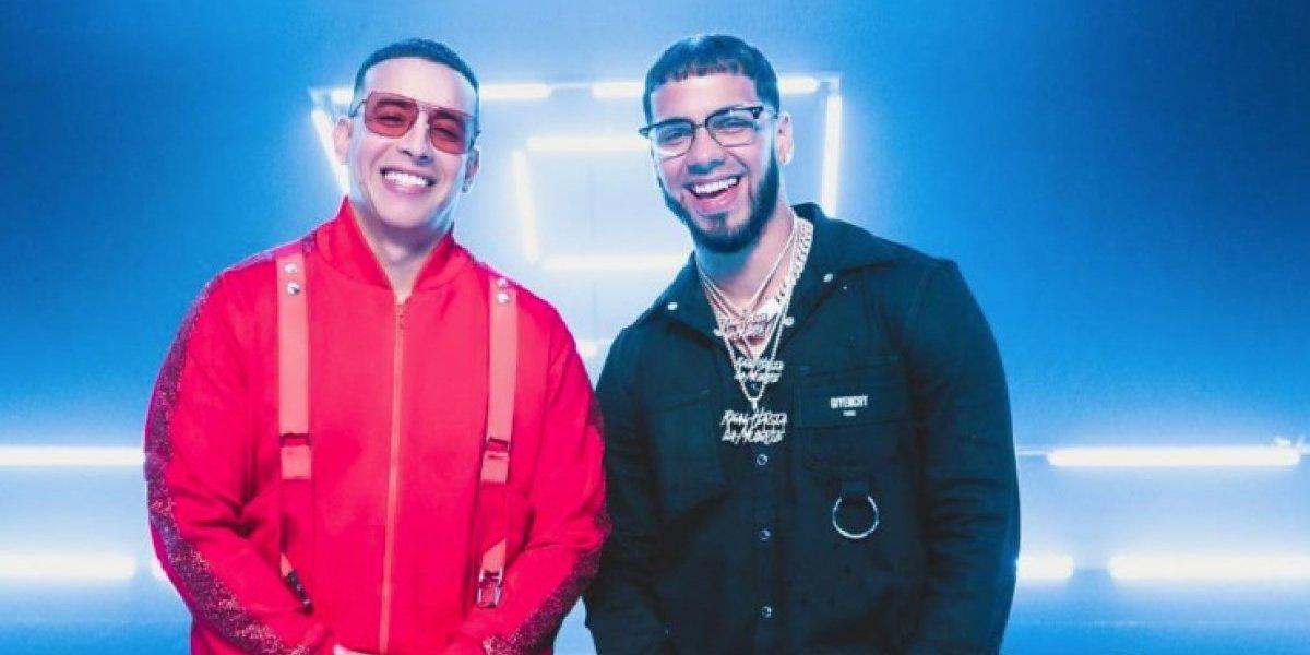 Adictivo nuevo sencillo de Daddy Yankee y Anuel AA
