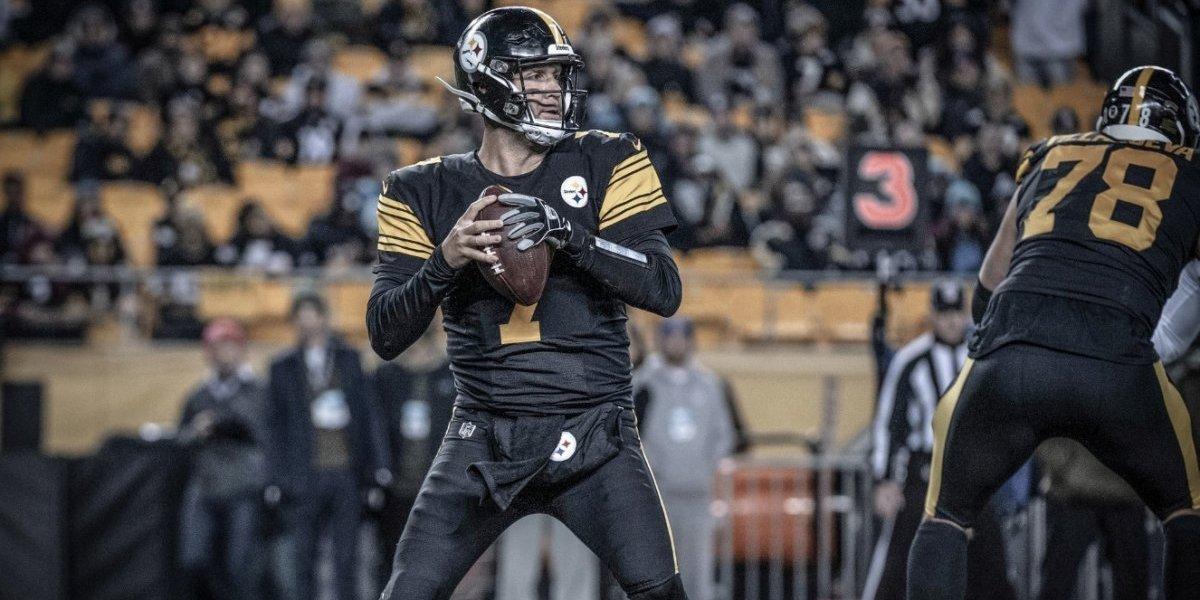 Steelers se empodera en casa y humilla a Panthers