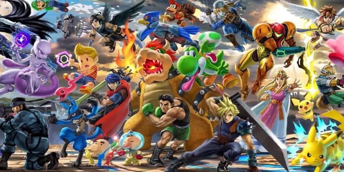 Nuestras primeras impresiones de Smash Bros. Ultimate