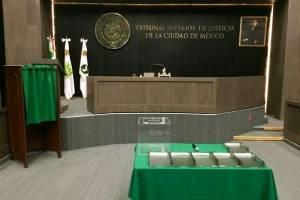 Tribunal de Justicia CDMX