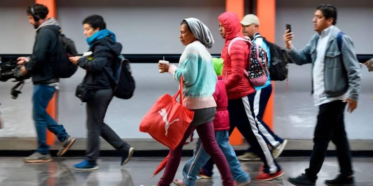 ¿Por qué la caravana de migrantes eligió la ruta más larga para cruzar México hacia EE.UU.?