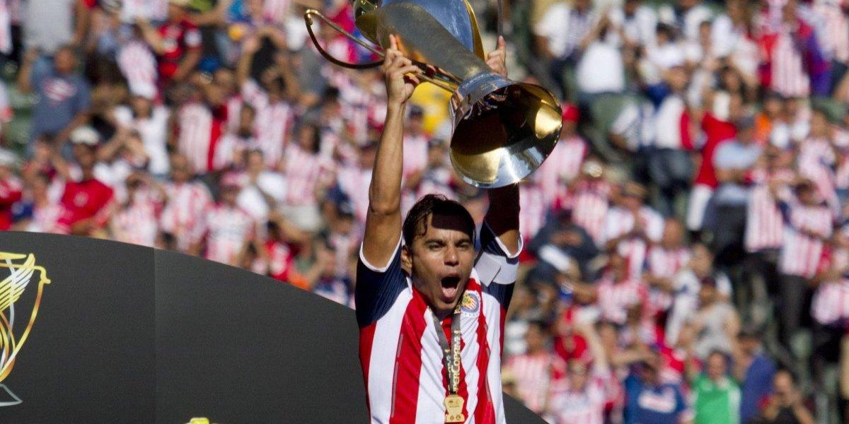 Omar Bravo, el último ídolo de Chivas dice adiós al fútbol