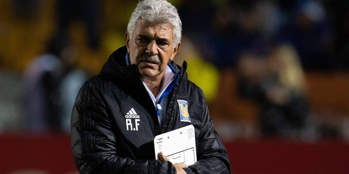 Tuca Ferretti iguala récord histórico de Nacho Trelles en Liga MX