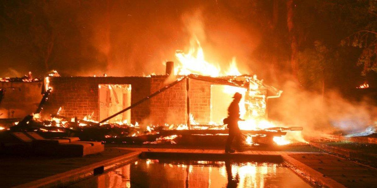 Incendio de California es el más destructivo en su historia