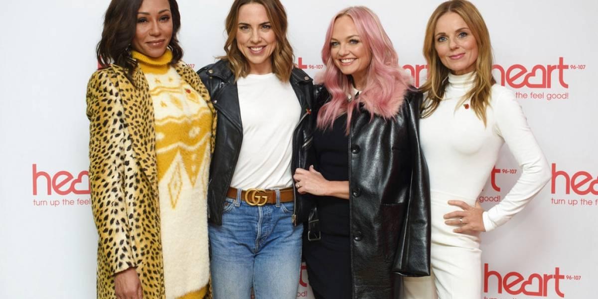 Por alta demanda, las Spice Girls añaden cinco fechas a gira