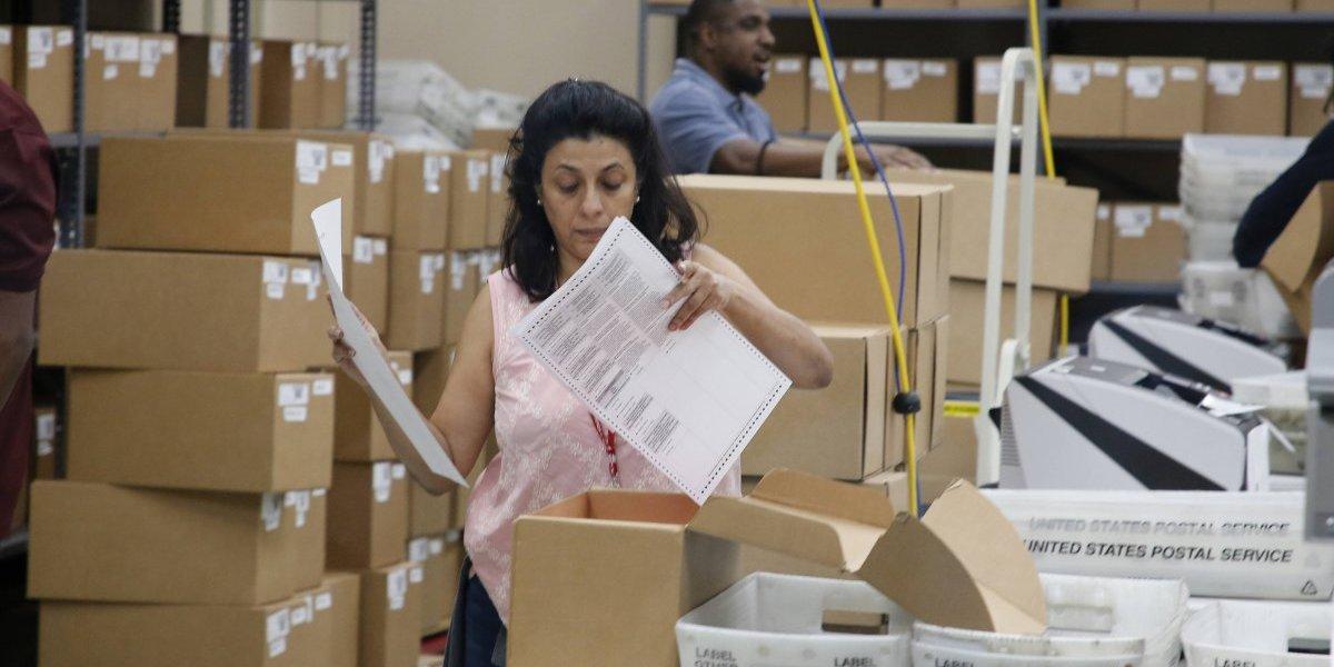 Elecciones de gobernador y senador federal en Florida van a recuento