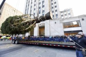 Árbol de Navidad de Rockefeller