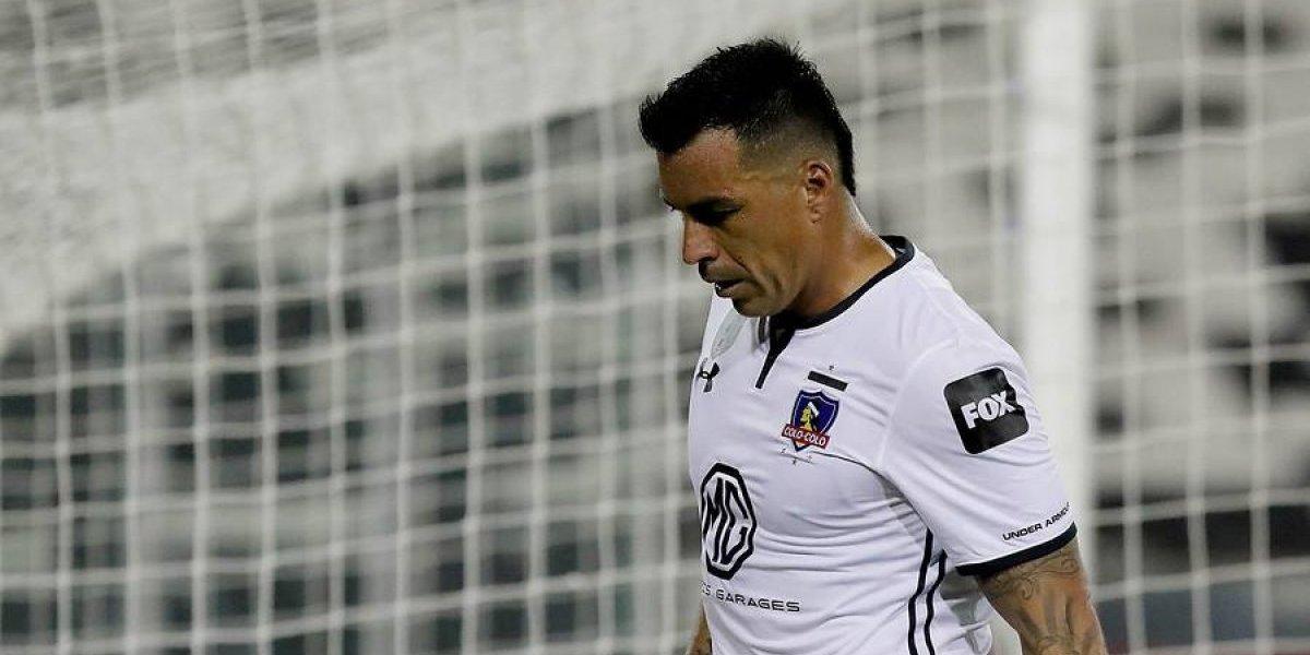 Esteban Paredes anunció fecha definitiva para su retiro del fútbol