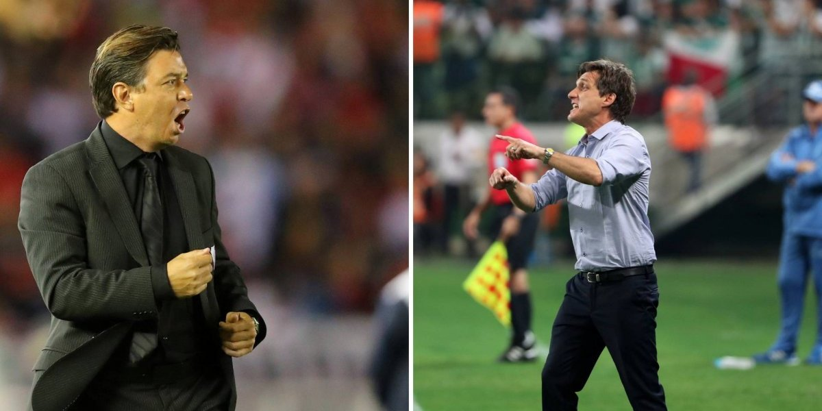 Os perfis de River e Boca já travam duelo da final da Libertadores no Twitter