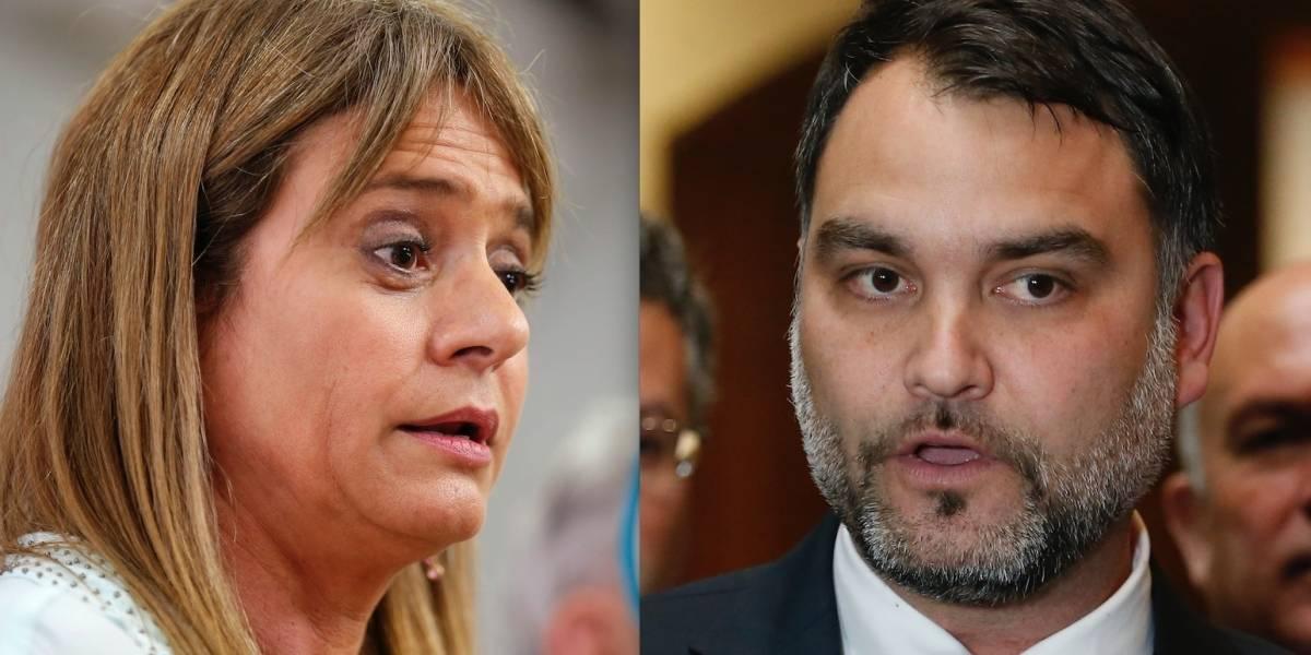 Van Rysselberghe y Macaya van con todo: las propuestas y listas que marcan las elecciones internas de la UDI