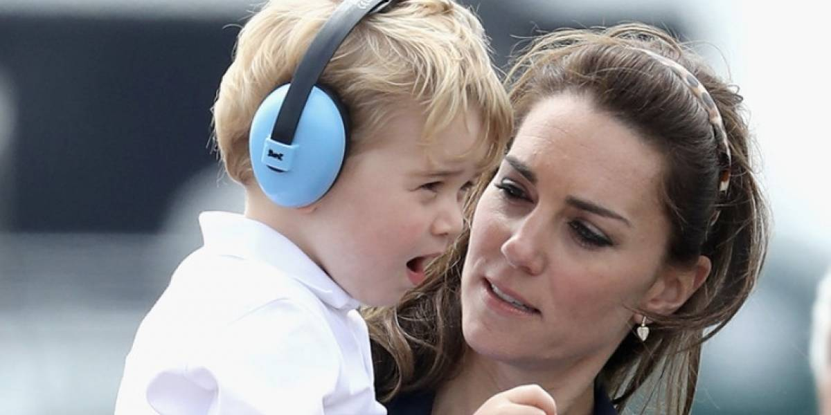 Así es como la Familia Real protege a los niños del acoso de los paparazzis