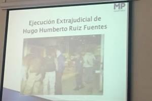 Crímenes contra reos fugados de El Infiernito.