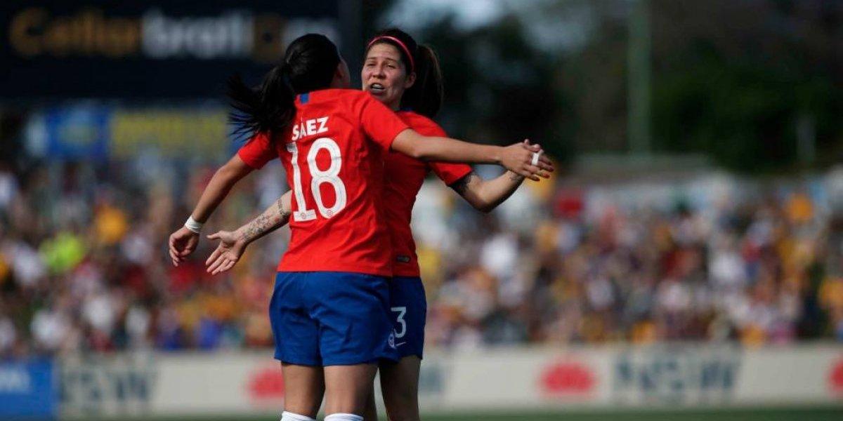 La Roja femenina sigue con su año de ensueño y logra un triunfo histórico sobre Australia