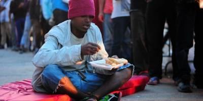 Migrantes en Querétaro