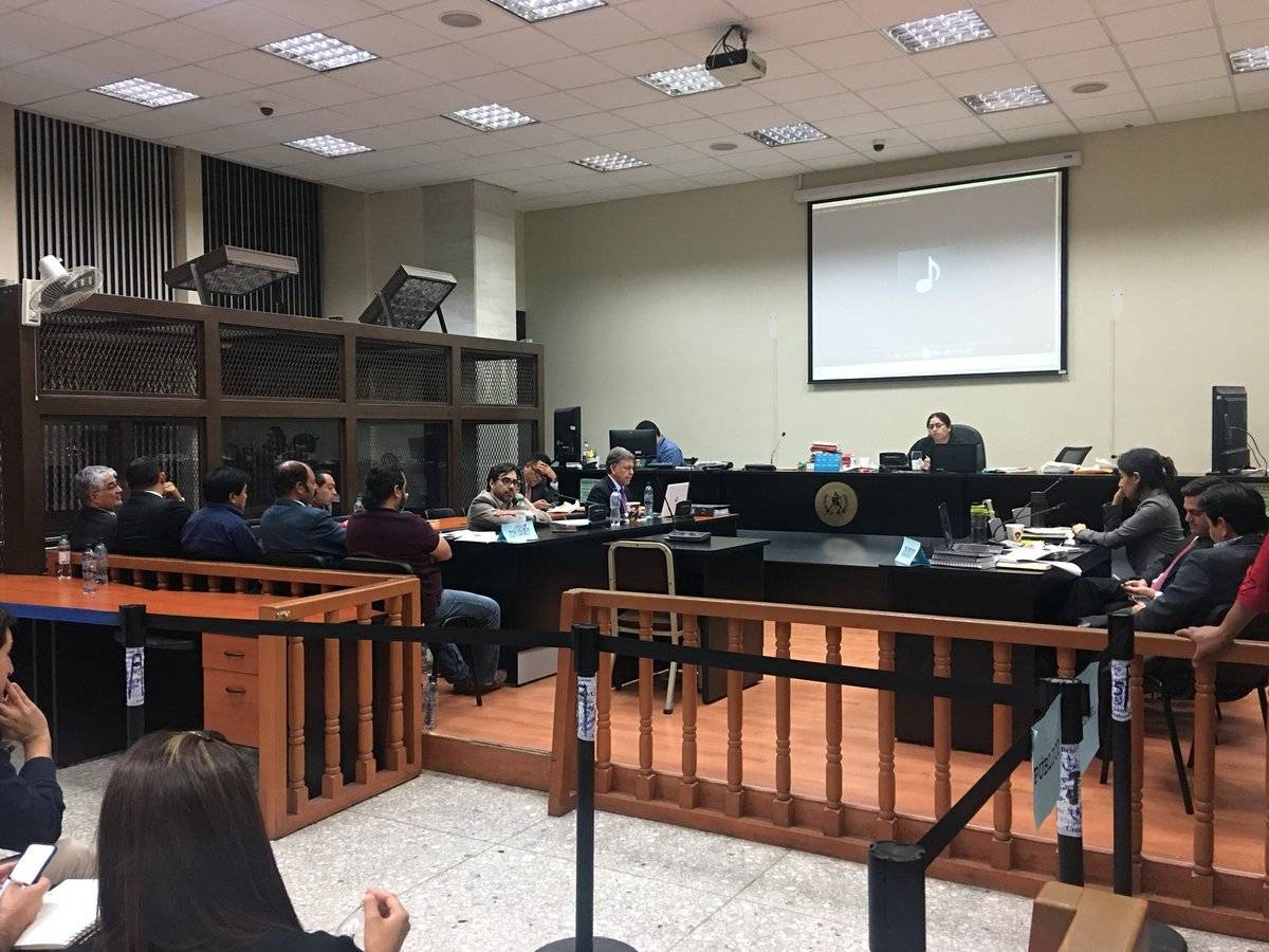 """Testimonios en el caso """"El Infiernito"""". Foto: Jerson Ramos"""