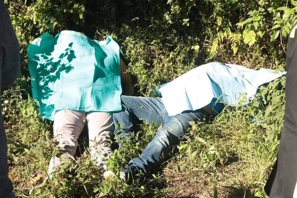 Doble crimen. Foto: Pampichi News