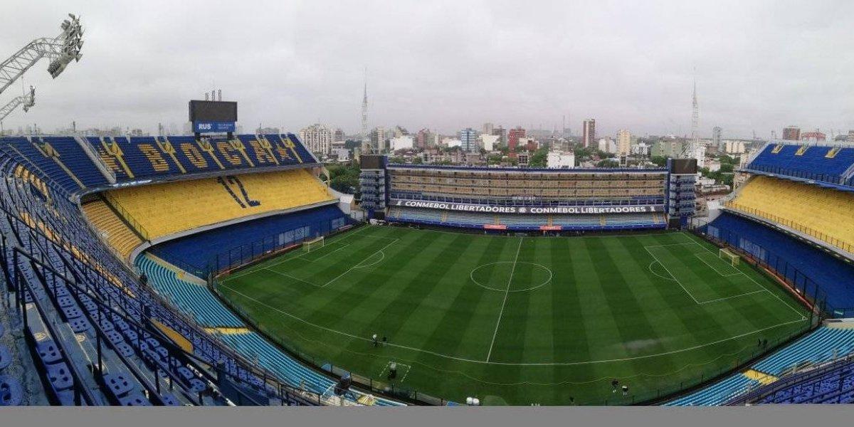 Conmebol confirmó que sí habrá Final entre Boca y River a pesar de la lluvia