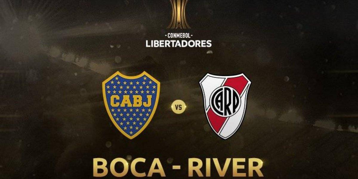 OFICIAL: Conmebol suspende Final de Copa Libertadores