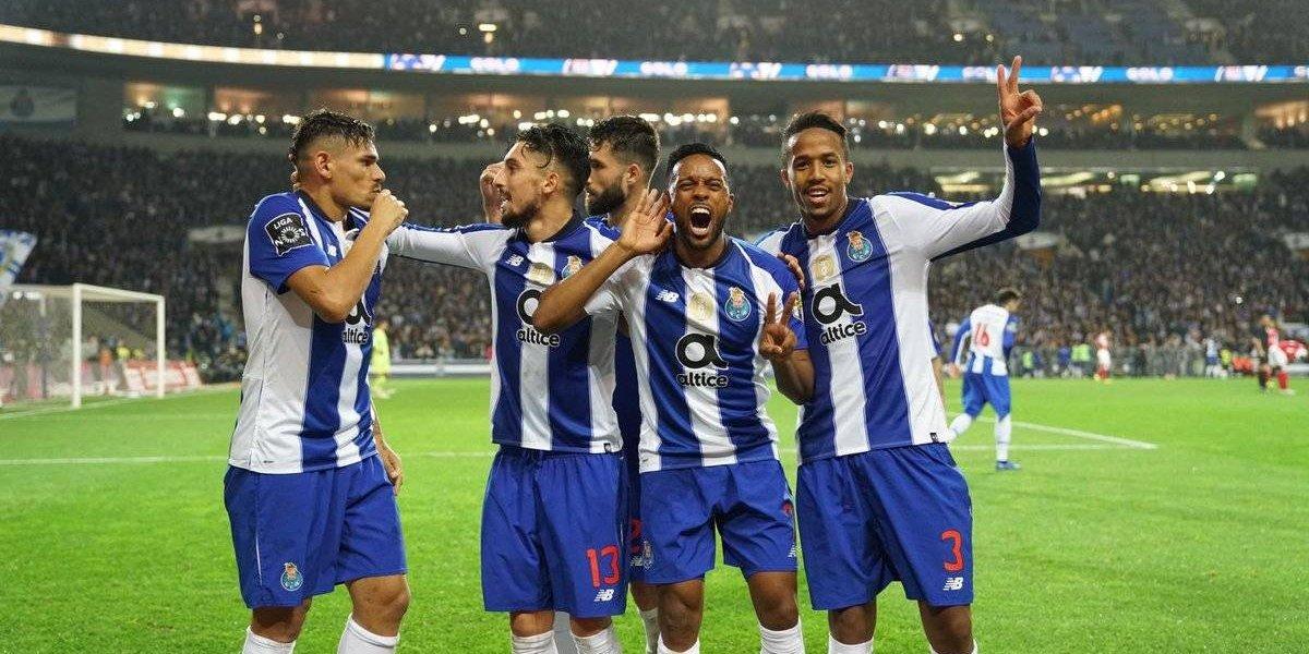 Con Herrera y Corona, Porto derrota a Braga en la Primeira Liga