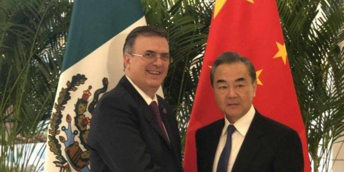 Marcelo Ebrard anuncia nuevo capítulo económico de México con China