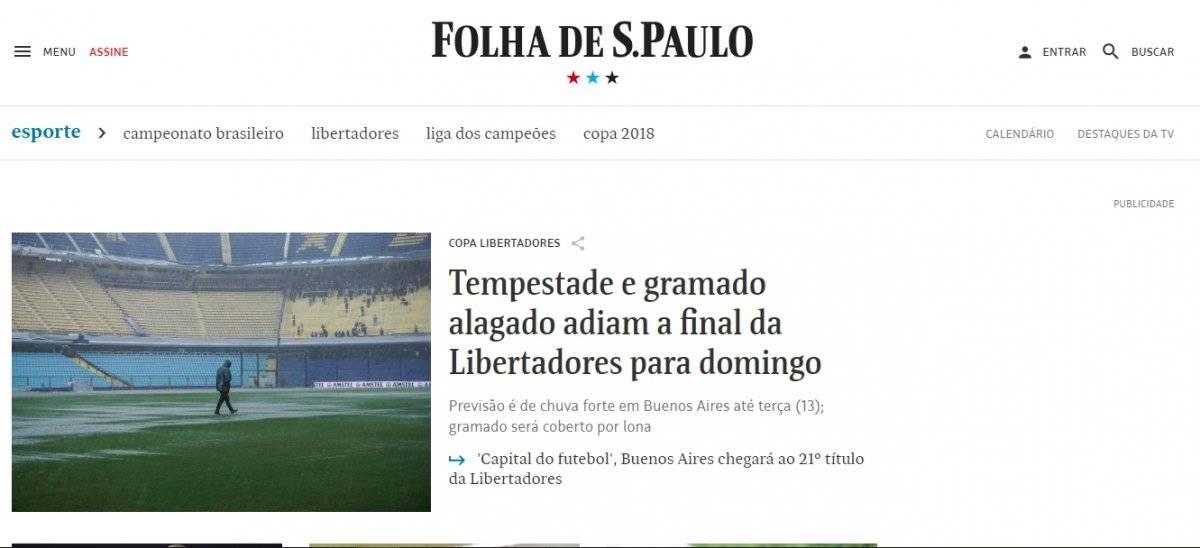 Folha de Sao Paulo (Brasil)