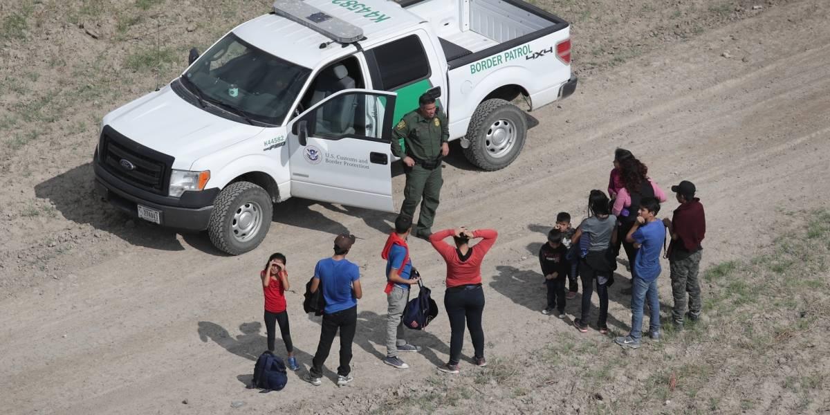 Era Trump establece récord de arrestos en frontera de EU con México