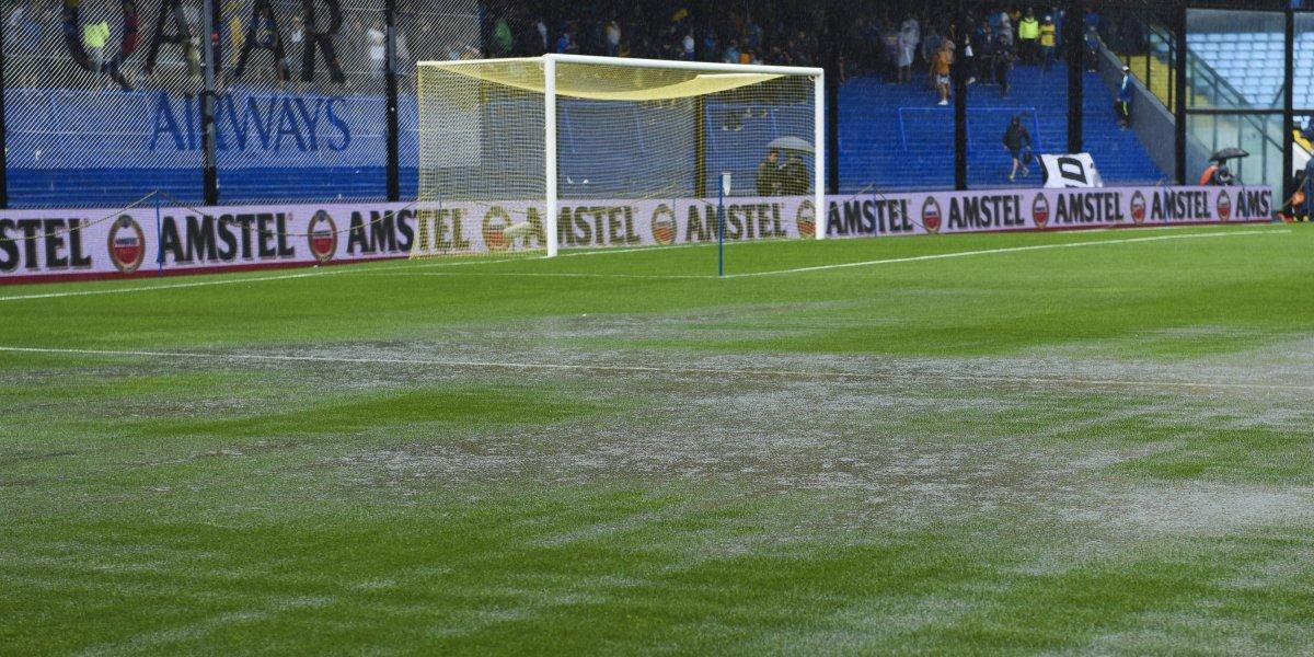 """""""El panorama no es alentador"""": El pronóstico del clima también complica la final de la Libertadores para el domingo"""