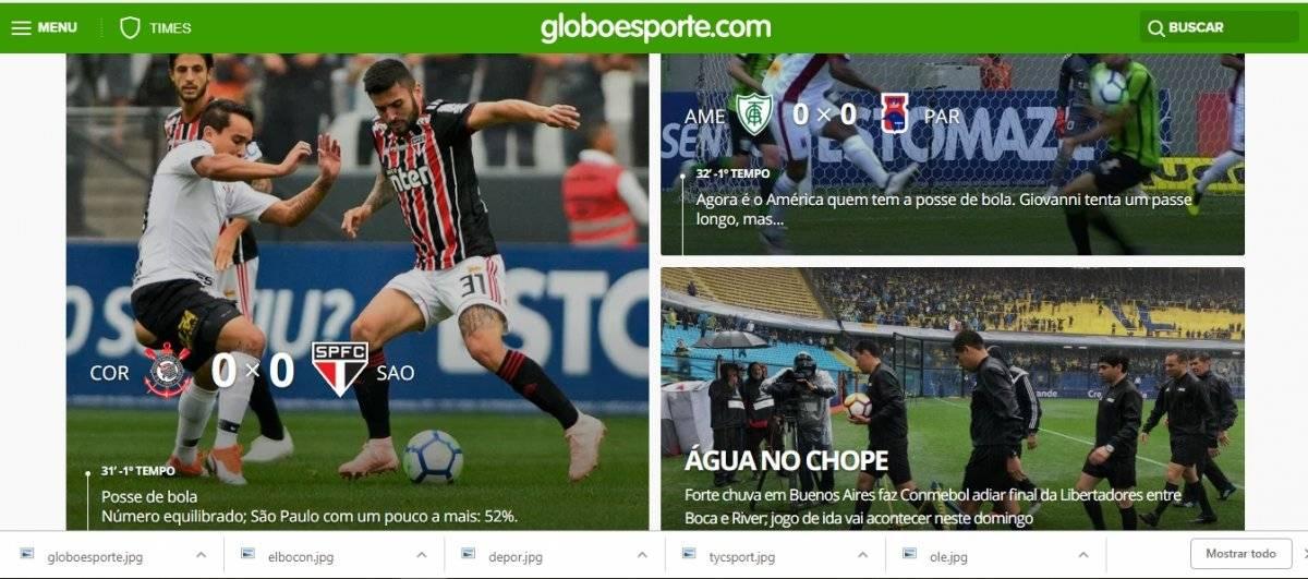 Globoesporte (Brasil)
