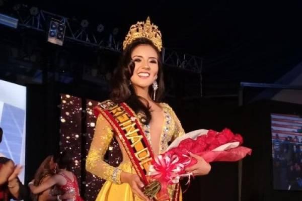 María Daniela Ortega es la nueva Reina de Loja