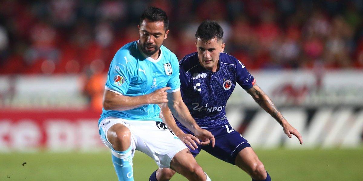 Querétaro rescata el empate ante Veracruz y aún sueña con la Liguilla