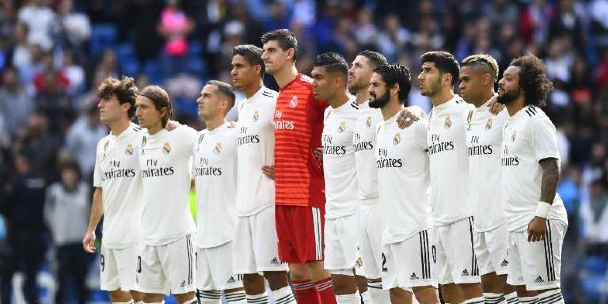 Raphael Varane no entra en la convocatoria del Real Madrid