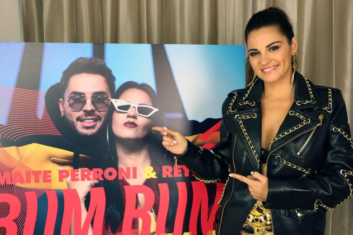 Maite Perroni estrenó Bum Bum, Dale Dale y continúa con los ritmos urbanos. FOTO: Carmen Ortega   Publimetro