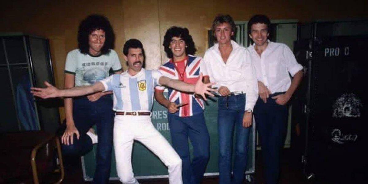 Cantante se hizo viral en proyección de 'Bohemian Rhapsody' en cine