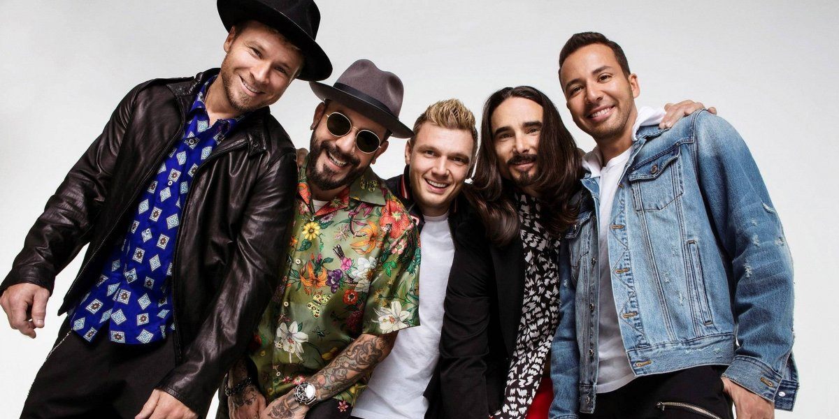 Backstreet Boys, Becky G y el legendario Raphael serán las estrellas en el Festival de Viña del Mar 2019