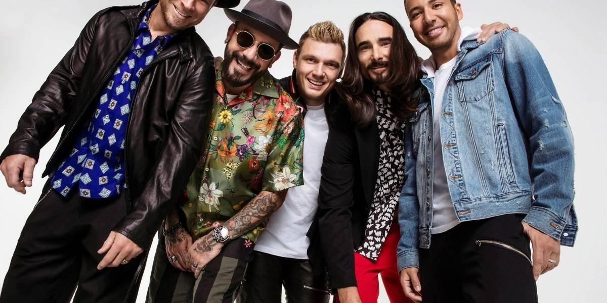 Backstreet Boys regresan con nuevo disco y gira mundial
