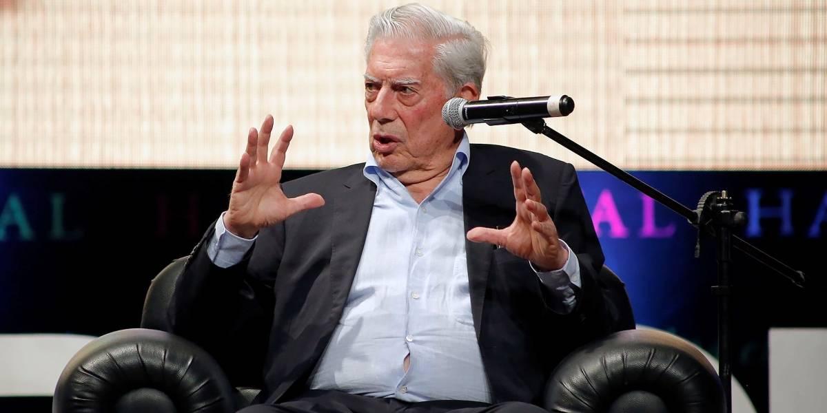 Mario Vargas Llosa será investido doctor honoris causa por la Universidad de Especialidades Espíritu Santo