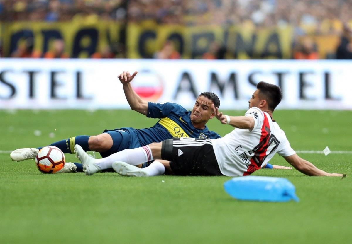 Boca Juniors vs River Plate EFE