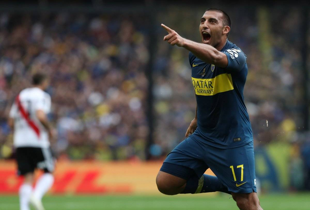 Boca Juniors vs River Plate EFE