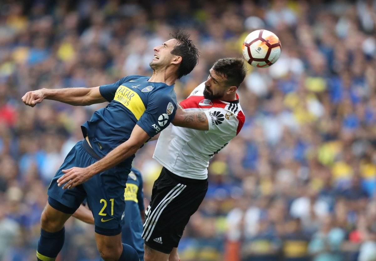 Boca vs. River EFE