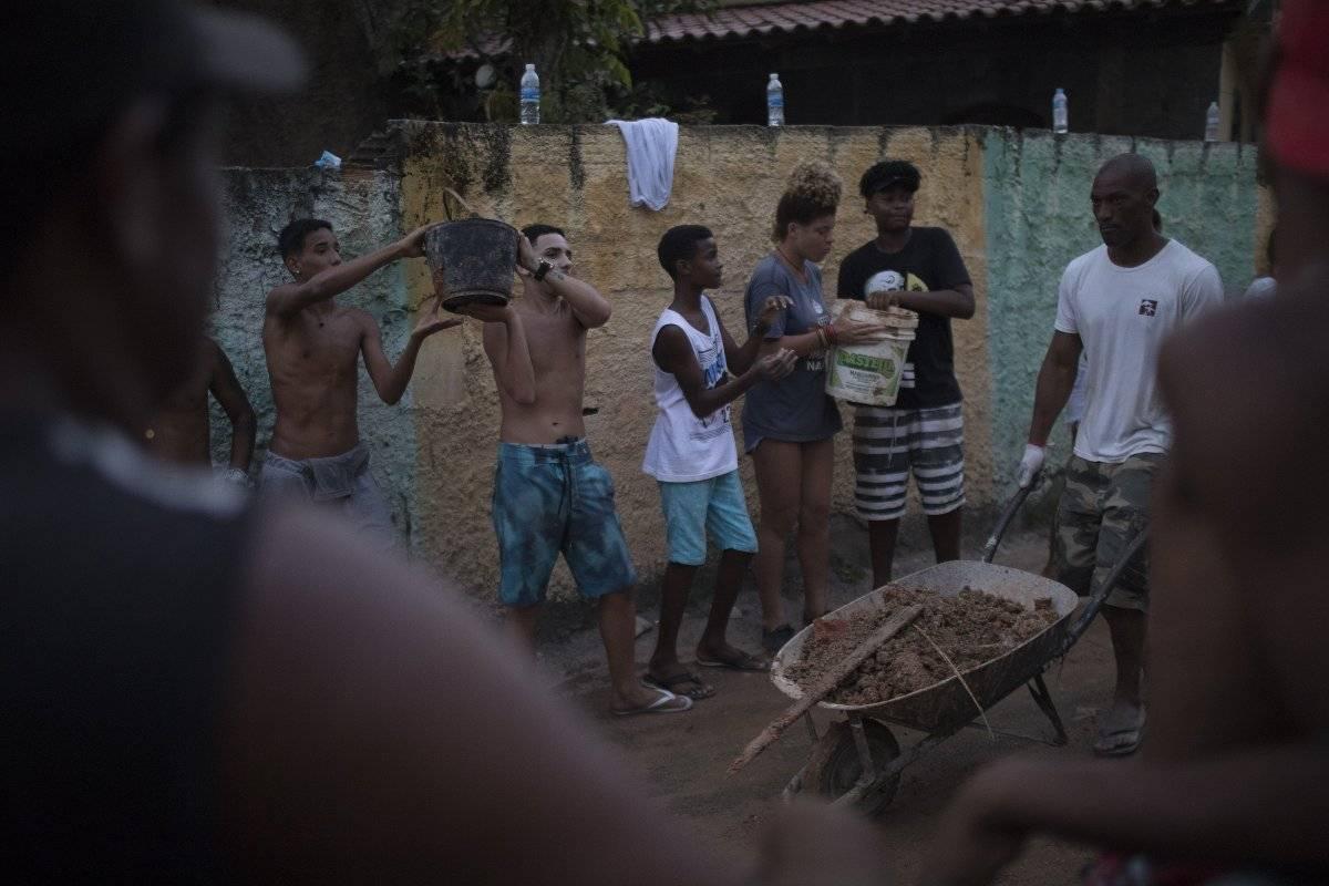 deslizamiento Brasil