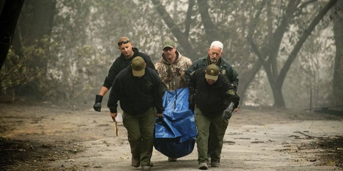 Incendios en California dejan al menos 23 muertos