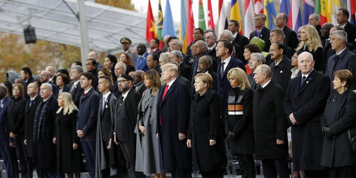Arremete Donald Trump contra sus aliados europeos
