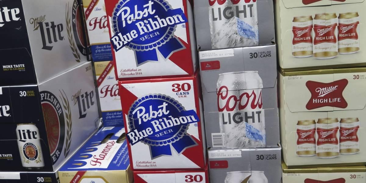 Batalla judicial entre cervezas Pabst y MillerCoors