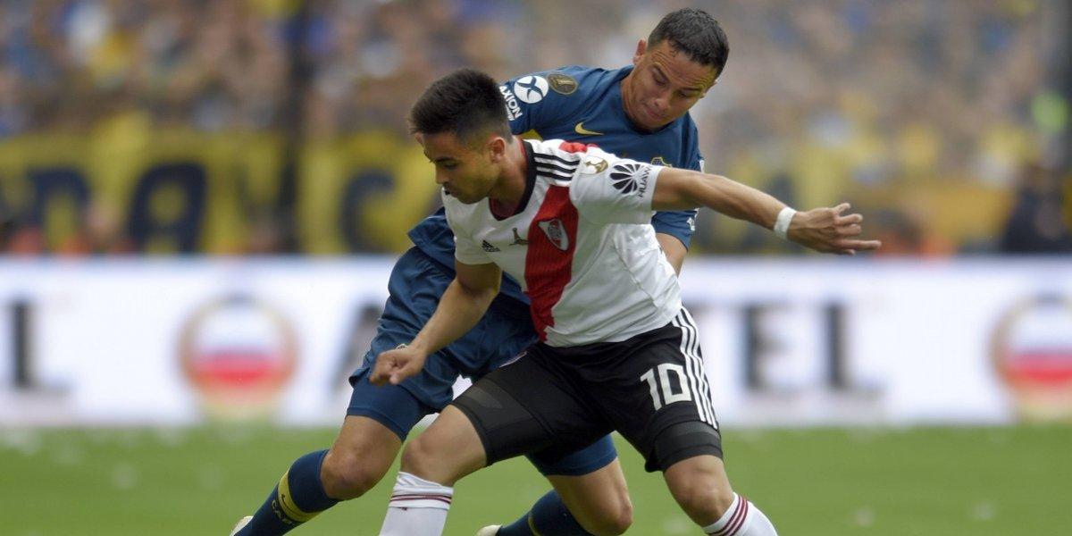 El uruguayo Andrés Cunha será el árbitro de la gran final de la Libertadores entre River y Boca