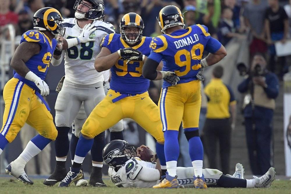 Seahawks 31-36 Rams / AP